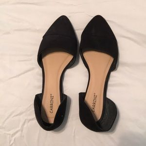 Shoes - Black flats